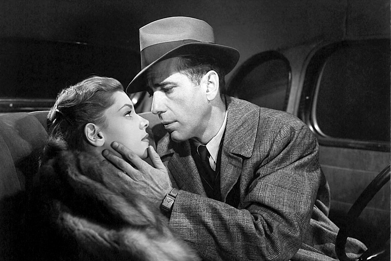 Noir City Film Noir Bogart and Bacall.jpg