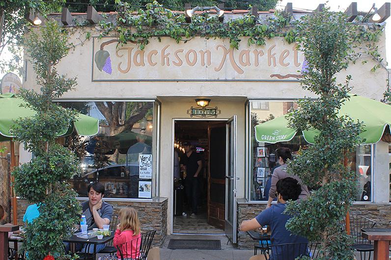 Jackson Market Culver City