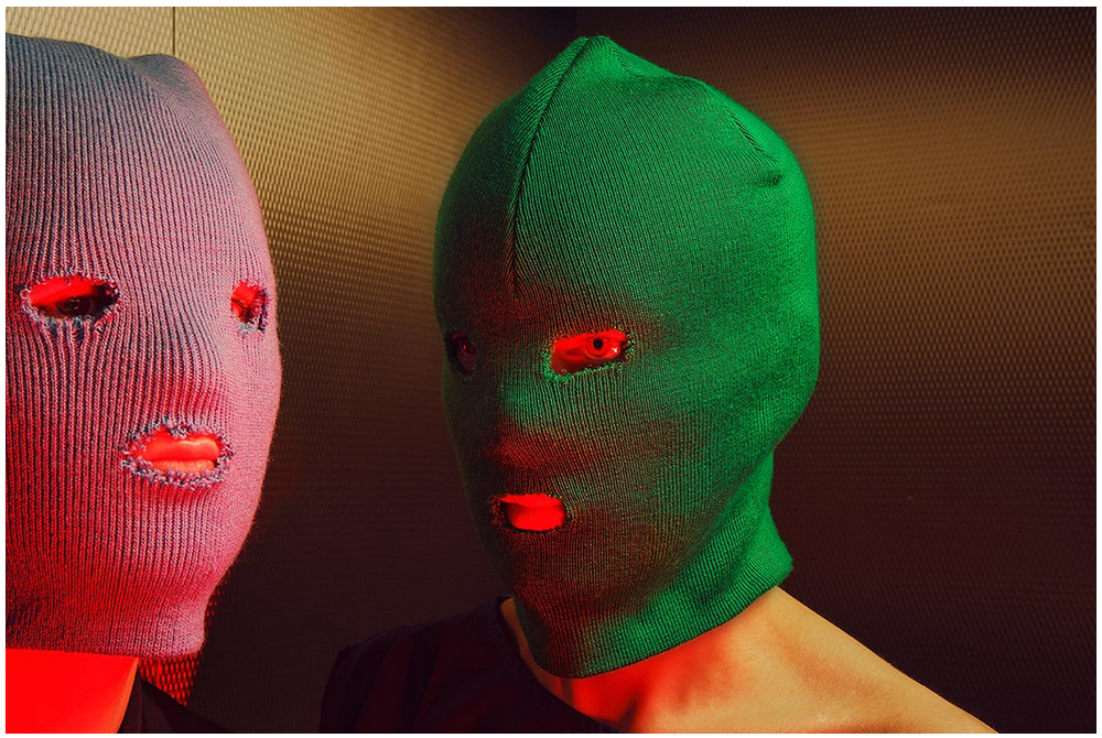 new york magazine / pussy riot / photograph by christopher anderson