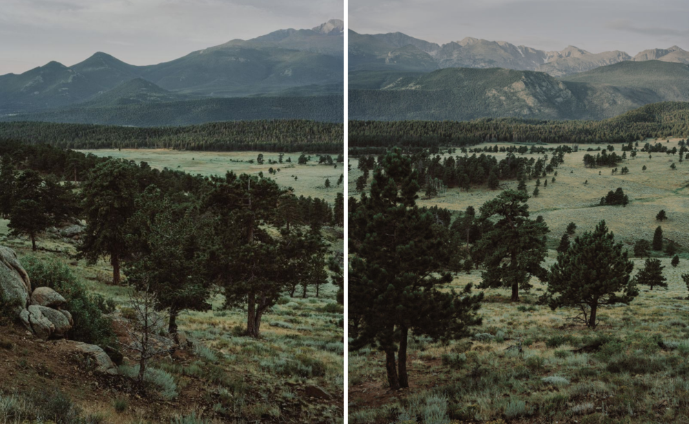 Rocky Mountain National Park  Colorado 2016  California Sunday Magazine  Photographs by Benjamin Rasmussen