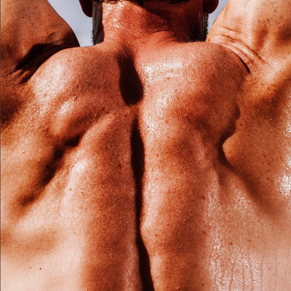 Fitness Issue, Cover Outtake  San Francisco Magazine  Photograph by Jake Stangel