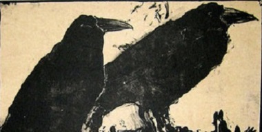 Two Crows,'' by JAMES REED