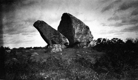 """Whale's Jaw, Dogtown,''"