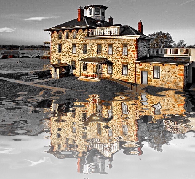 Colored Stone History