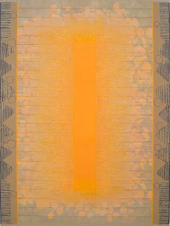 """Window 60 Autumn,'' by Maira Reinbergs"