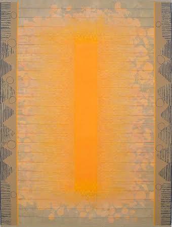 """Window 60 Autumn,'' by Maira Reinbergs"
