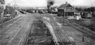 Old New England Railway