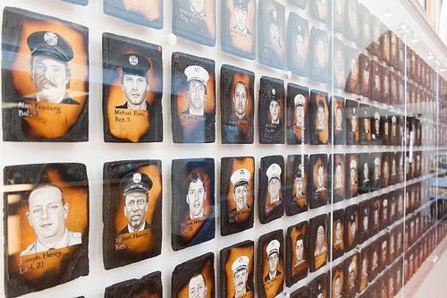 'Better Angels: Firefighters of 9/11,' by Dawn Howkinson