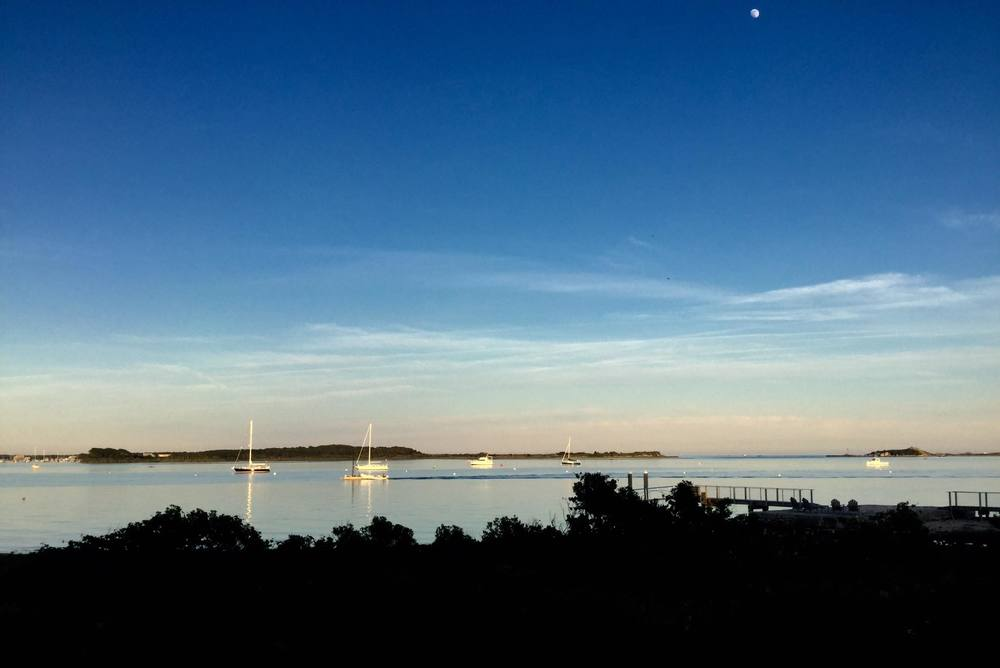 The Boathouse in Westport, Mass