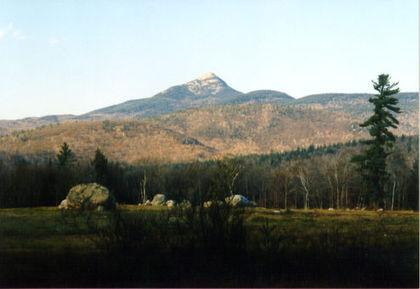 Mt. Chocorua.