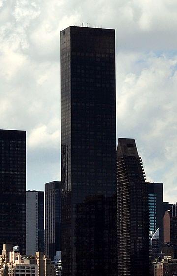 Trump World Tower.