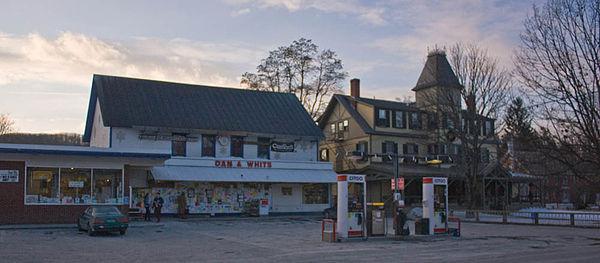 Dan & Whit's general store, in Norwich, Vt .