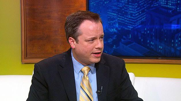 Joe Mathieu    -- CBS photo