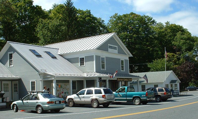 The general store in Monterey, Mass.    -- Photo by ToddC4176 at en.wikipedia