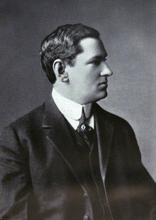 James Michael Curley in 1922, during his second term as mayor.