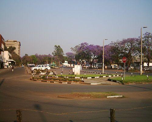 Ndola, Zambia.