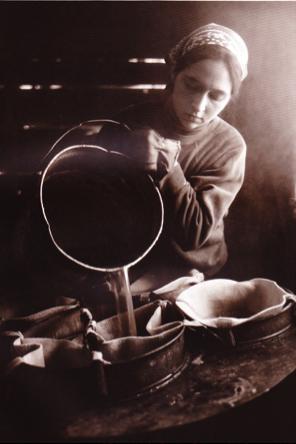 """Filtering Syrup"" Barnet, 1977"