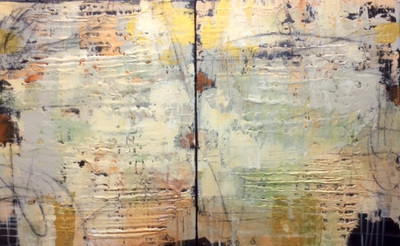 ''Weathered Wall,'' by Deb Corbett.