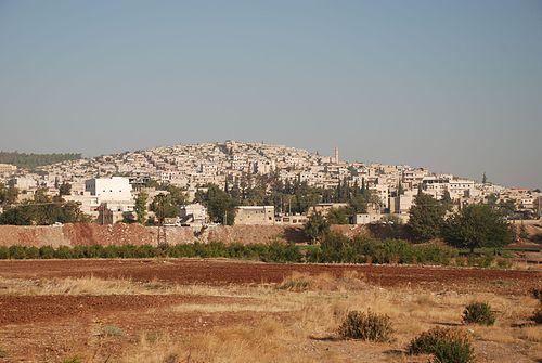 Afrin, Syria,in 2009.