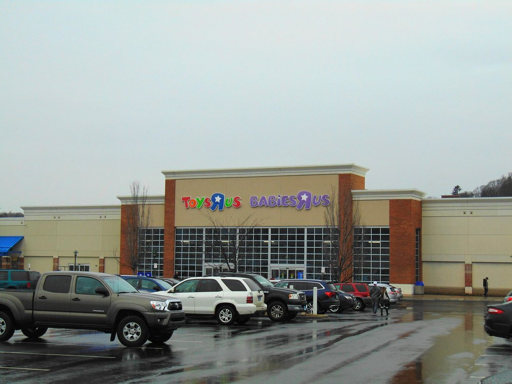 "A now closed Toys ""R'' Us store in Waterbury, Conn."