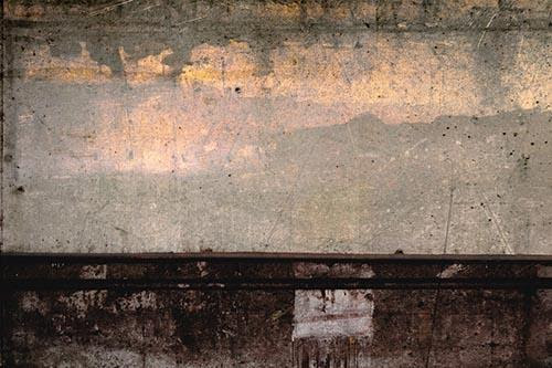 """Studio Window'' (digital painting), by Daniel Feldman, in his show ""Specific Gravity,'' at Bromfield Gallery, Boston, through April 29. The gallery says Mr. Feldman's digital works ""create a sublime sense of unfolding possibilities. ''"