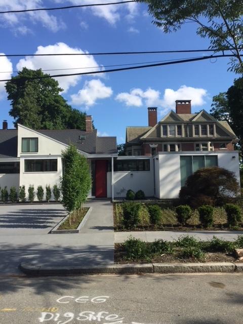 The Rakatansky House, in Providence.