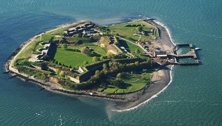 Georges Island.