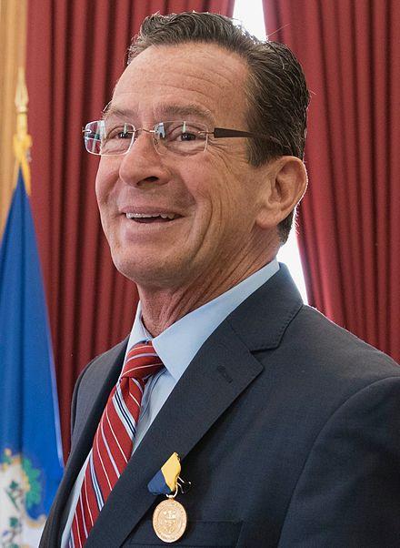 Connecticut Gov. Dannel Malloy.