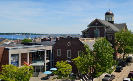 New Bedford Whaling Museum.