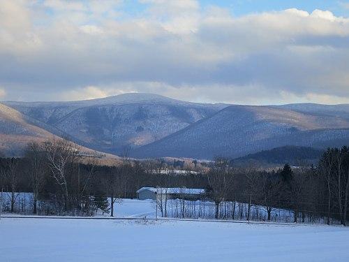 Mt. Greylock.
