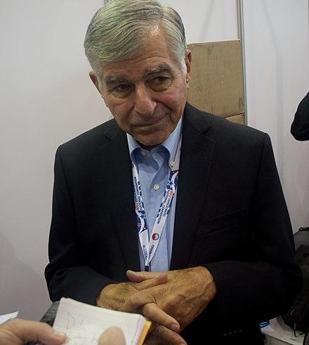 Michael Dukakis.