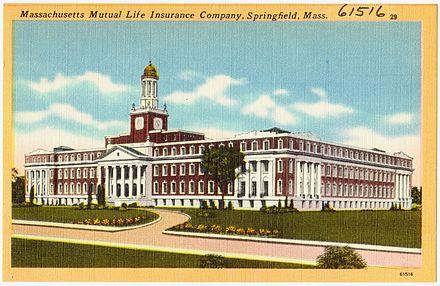Massachusetts_Mutual_Life_Insurance_Company,_Springfield,_Mass_(61516).jpg