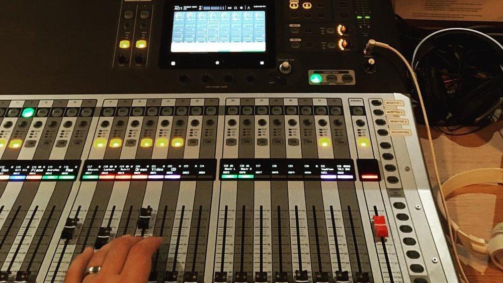 Providing Sound Support