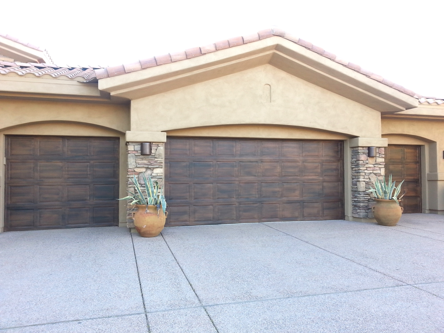Garage Doors Frogstar Faux Finishing Llc