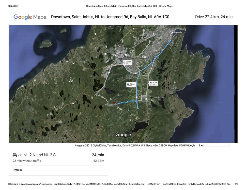 Downtown, Saint John's, NL to Unnamed Rd, Bay Bulls, NL A0A 1C0 - Google Maps.jpg