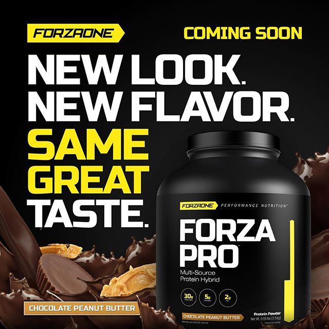 Your favorite brand of protein just got even better😎