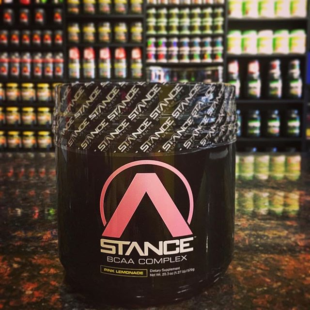 If you haven't tried them yet, come by and grab a sample of the new Stance Pink Lemonade BCAAs.  BCAAs makeup 35% of your muscle tissue and will be pulled from your muscle for energy when not enough amino acids or calories are present to spare that precious tissue. Whether dieting for summer, or bulking and wanting to supply your body with a constant feed of muscle building and preserving aminos, BCAAs will help you reach your goals.  BCAAs are absorbed MUCH faster than any source of protein that you consume, giving immediate access to your starving muscles and keep your body in an anabolic state.  Plus, they taste amazing and you can drink them all day long to help stay hydrated in this brutal heat.  Also available in Grape and Raspberry- pineapple!