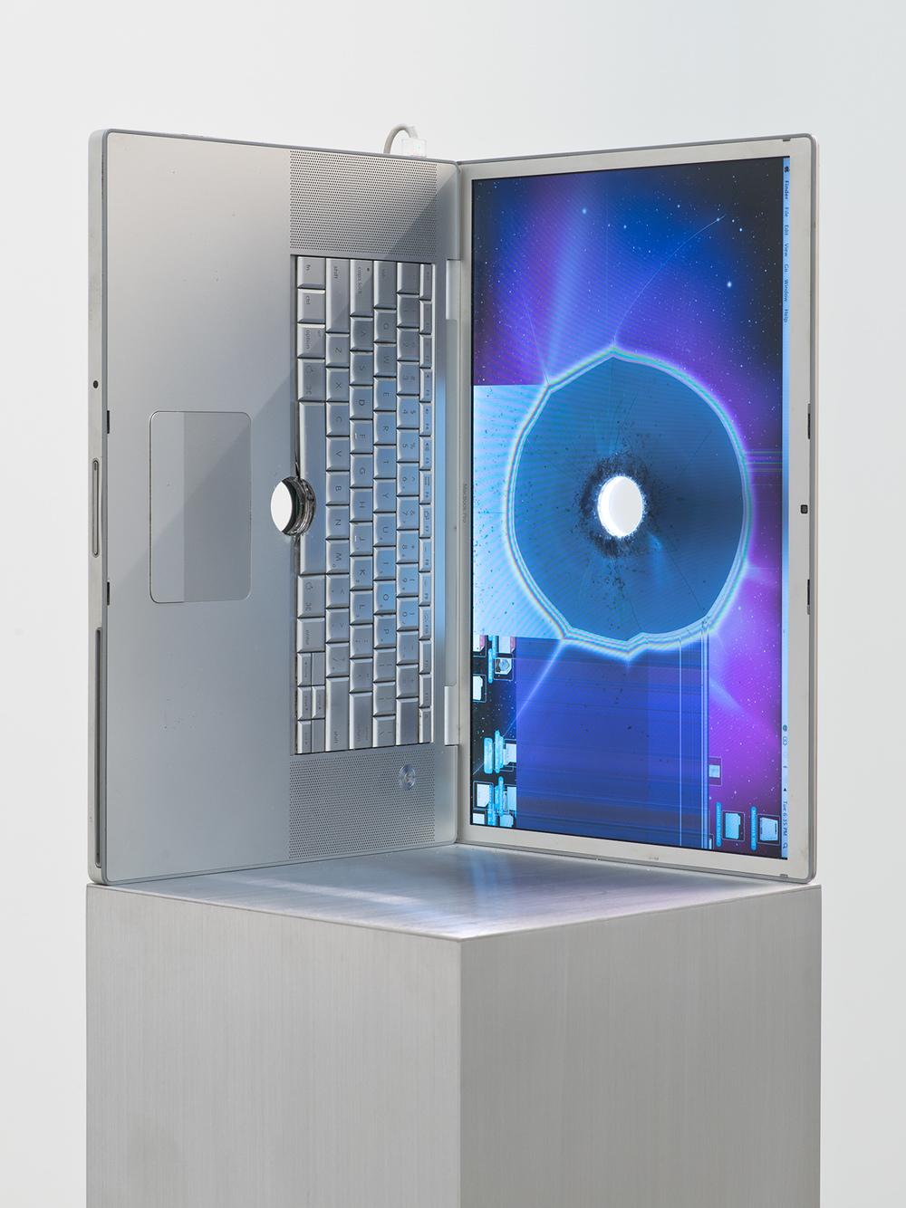 Der Wille zur Macht <del>(Apple MacBook Pro)</del>