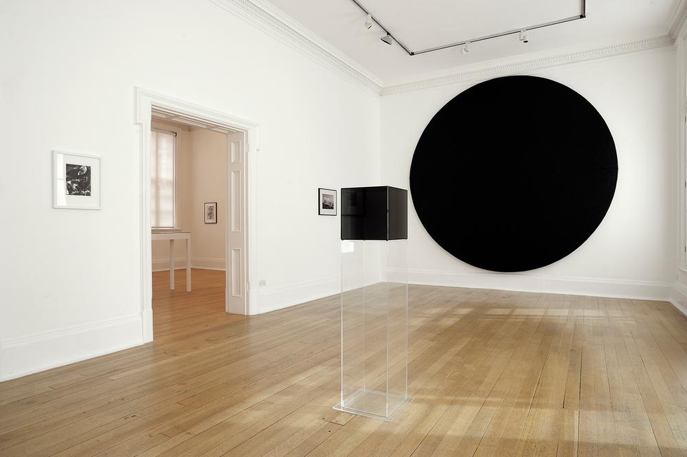Sunless , Thomas Dane Gallery, London, United Kingdom, 2010.    Robert Heinecken, Thomas Barrow, Larry Bell, and Wally Hedrick