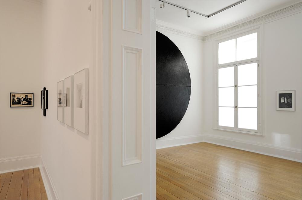 Sunless , Thomas Dane Gallery, London, United Kingdom, 2010.    Raymond Pettibon, John Divola, Lewis Baltz, Wally Hedrick, and James Welling