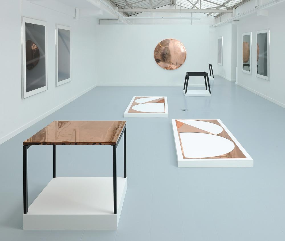 Diapositives   Galerie Rodolphe Janssen  Brussels  Belgium  2011