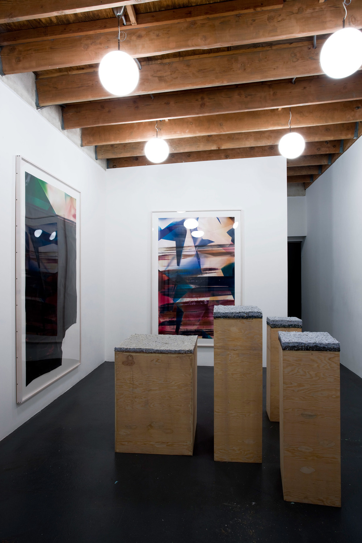 Science Concrète   Redling Fine Art  Los Angeles  California  2008