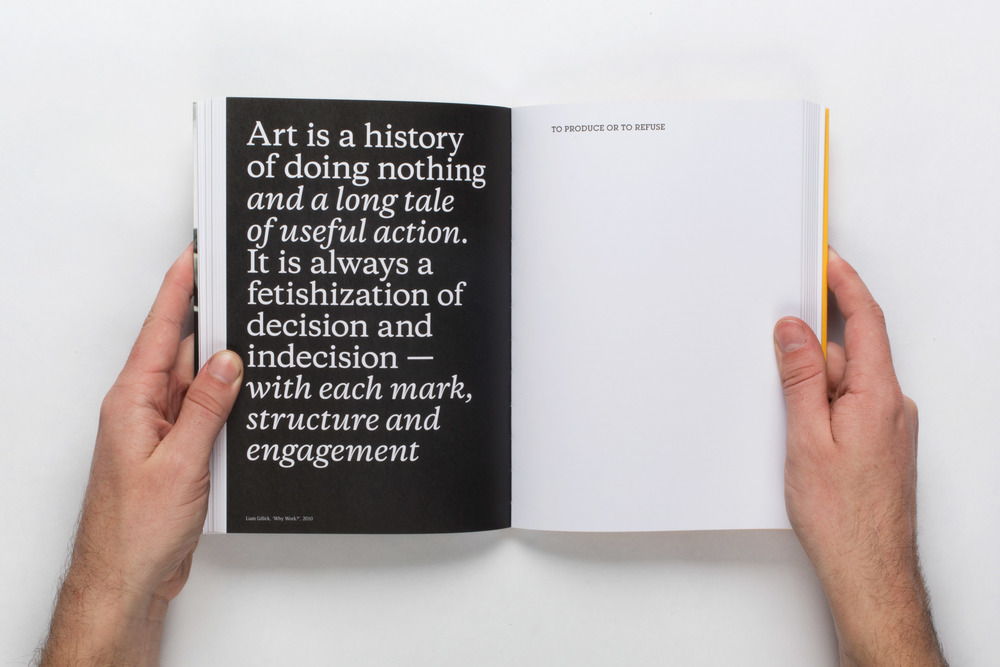 Walead Beshty, ed.,  Ethics,  Documents of Contemporary Art (Cambridge, MA and London: MIT Press and Whitechapel Gallery, 2015).