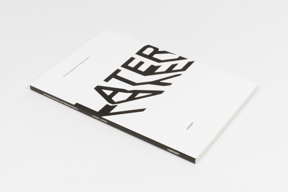 Later Layer: Johnston Marklee and Walead Beshty , ex. cat. (Grottaferrata, Italy: Depart Foundation, 2010).