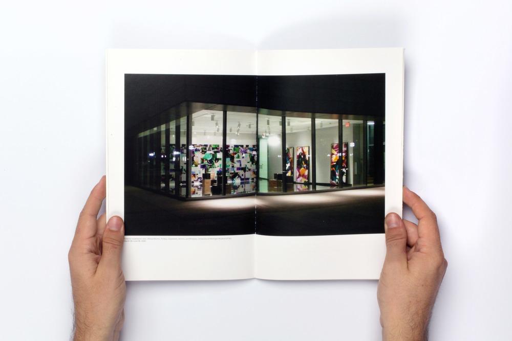 Walead Beshty: Pulleys, Cogwheels, Mirrors, and Windows, ex. cat. (Ann Arbor: University of Michigan Museum of Art, 2009).