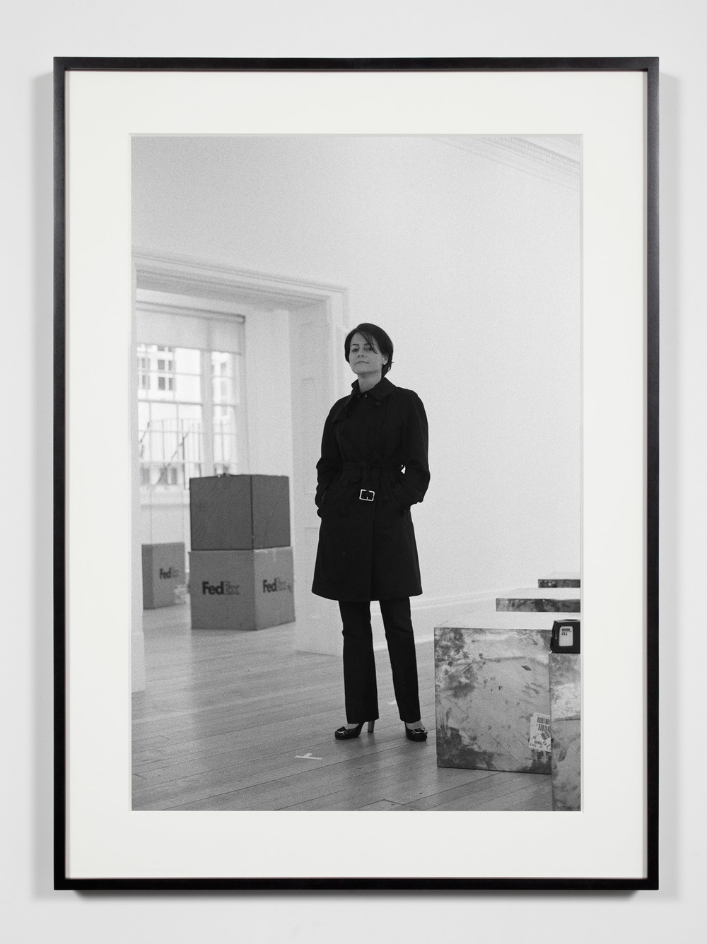 Gallery Director/Partner, London, United Kingdom, October 12, 2009    2011   Epson Ultrachrome K3 archival ink jet print on Hahnemühle Photo Rag paper  36 3/8 x 26 3/8 inches   Industrial Portraits, 2008–