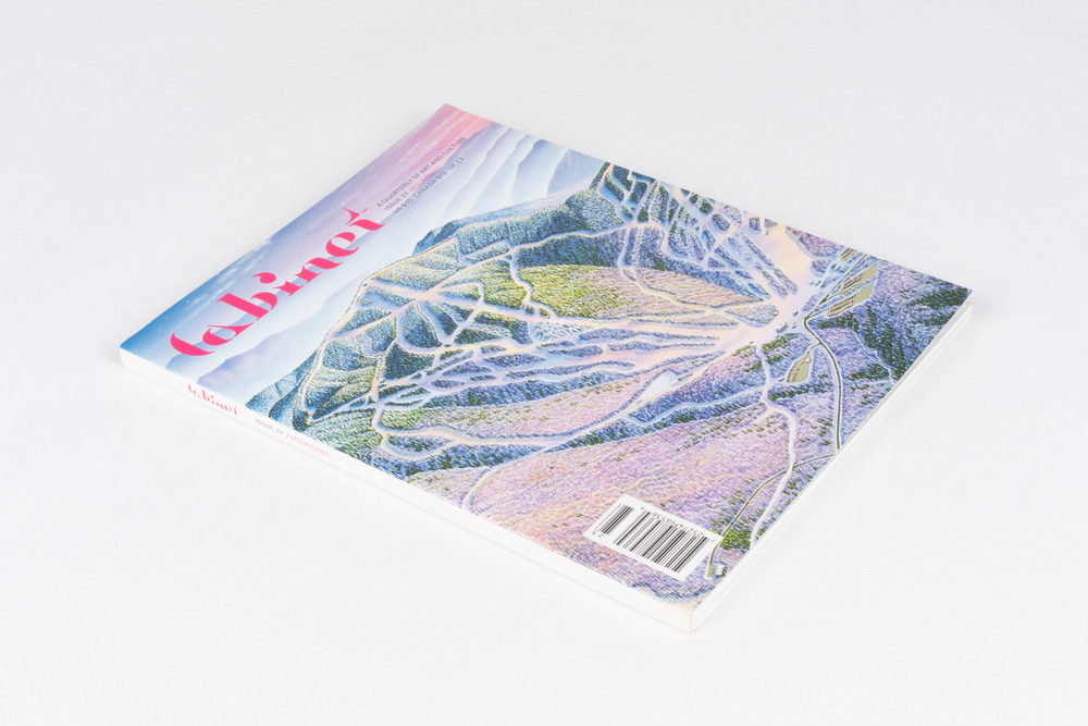 There is Always a Background / CMYK , curated project of magazine based works for  Cabinet Magazine , Fall 2007.    Participating Artists: Matthew Brannon, Morgan Fisher, Liam Gillick, Amy Granat,Elin Hansdottir & Darri Lorenzen, Leslie Hewitt, Corey McCorkle, and James Welling.