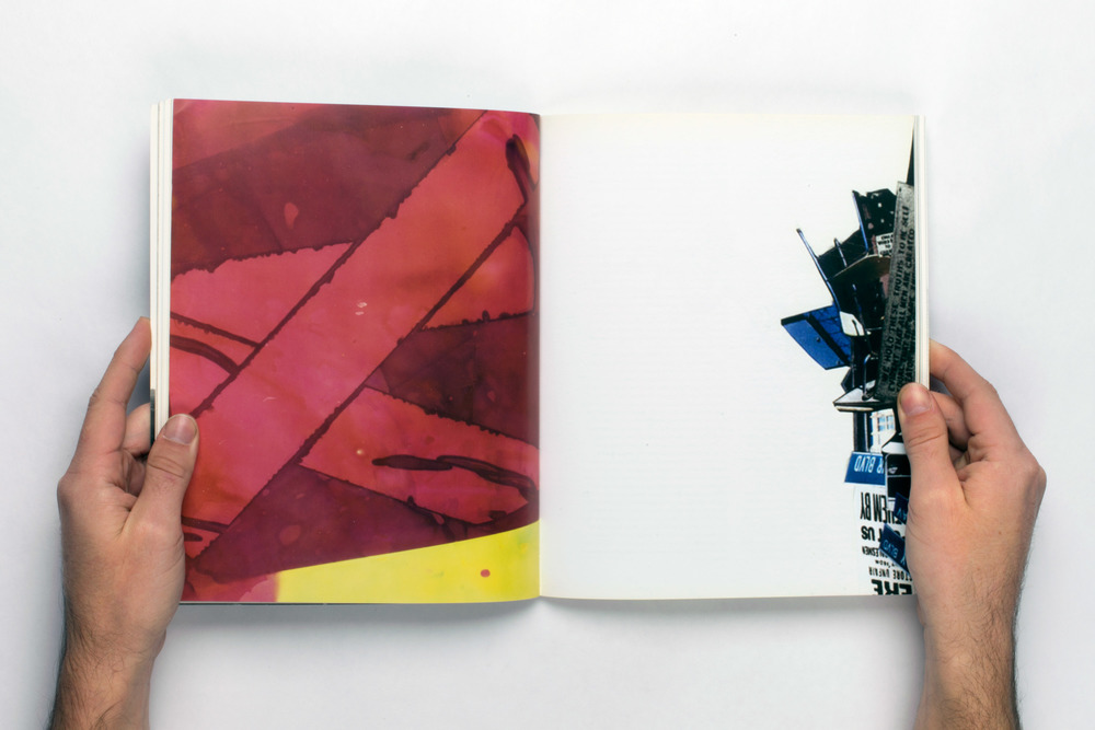 There is Always a Background / CMYK , curated project of magazine based works for  Cabinet Magazine , Fall 2007.
