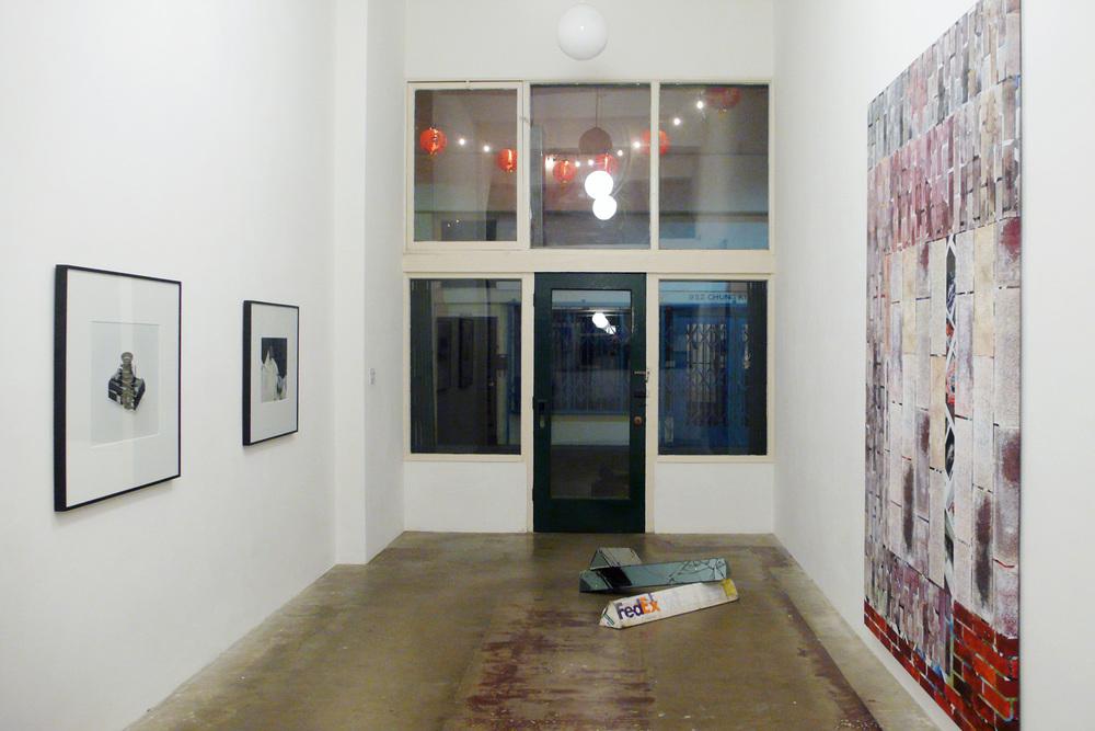 Walead Beshty, Kelley Walker, Christopher Williams   China Art Objects Galleries  Los Angeles  California  2009