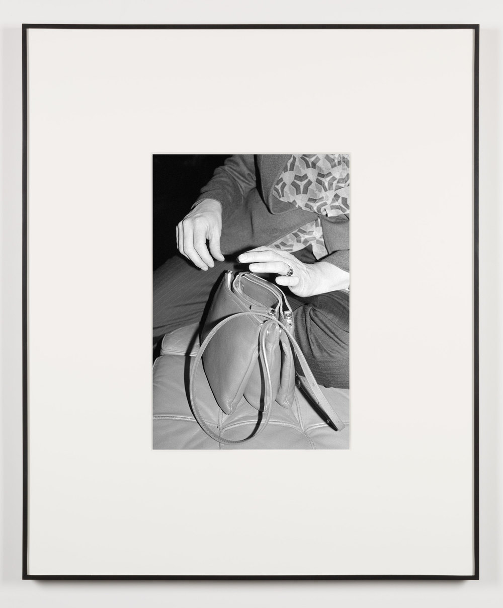 Liberté, Amour, Art (Vienna, Austria, November 22, 2012)    2014   Black and white digital fiber print  20 x 13 1/2 inches   Selected Bodies of Work, 2014
